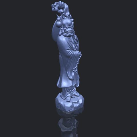 10_TDA0338_Da_Mo_ivB00-1.png Télécharger fichier STL gratuit Da Mo 04 • Design pour imprimante 3D, GeorgesNikkei