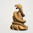 Télécharger fichier STL gratuit Horoscope Chinois 06 Serpent • Design imprimable en 3D, GeorgesNikkei