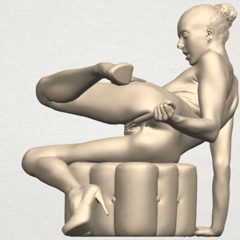 TDA0287 Naked Girl B04 04.png Download free STL file  Naked Girl B04 • 3D printable model, GeorgesNikkei