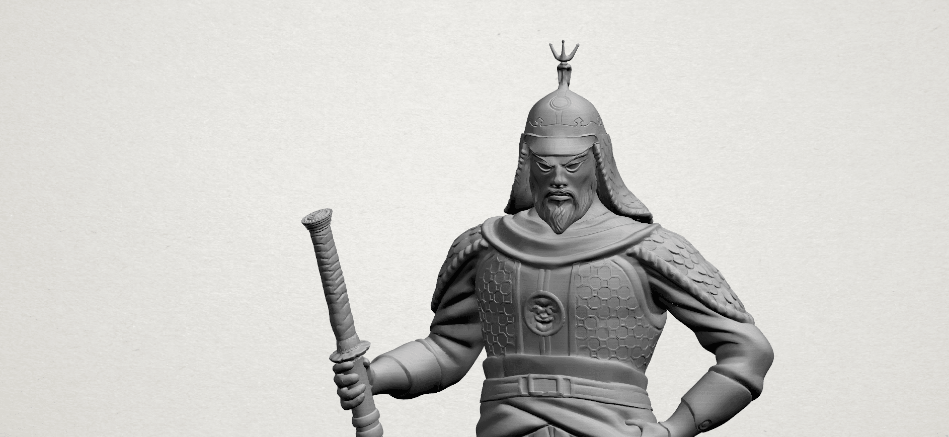 Age of Empire - warrior -A15.png Download free STL file Age of Empire - warrio • 3D print design, GeorgesNikkei