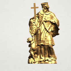 Download free 3D model Saint Eugene , GeorgesNikkei