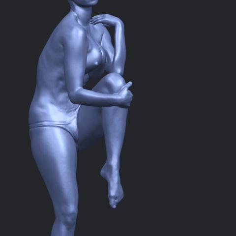 14_TDA0463_Naked_Girl_17_ex800A10.png Download free STL file Naked Girl 17 • Design to 3D print, GeorgesNikkei