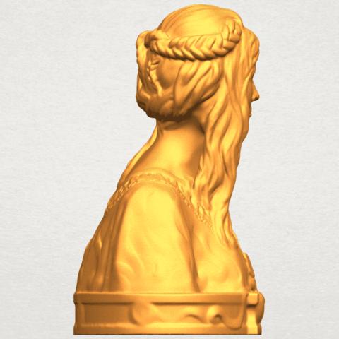 A09.png Télécharger fichier STL gratuit Vittoria Colonna • Objet pour impression 3D, GeorgesNikkei
