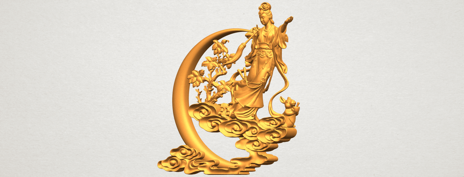 A02.png Download free STL file Fairy 09 • Model to 3D print, GeorgesNikkei
