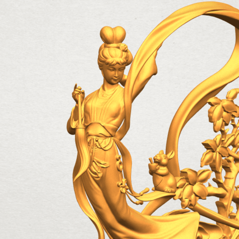 A11.png Download free STL file Fairy 08 • 3D printable model, GeorgesNikkei