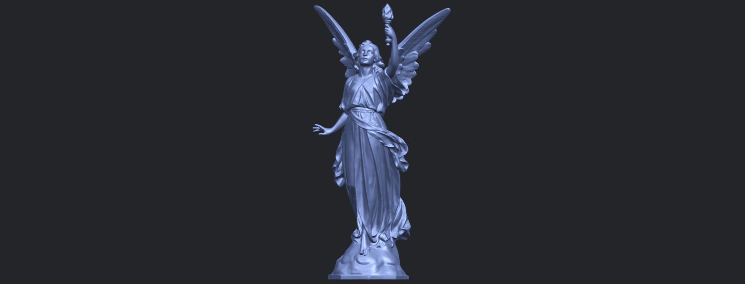17_TDA0202_Statue_01_-88mmB02.png Download free STL file Statue 01 • Object to 3D print, GeorgesNikkei