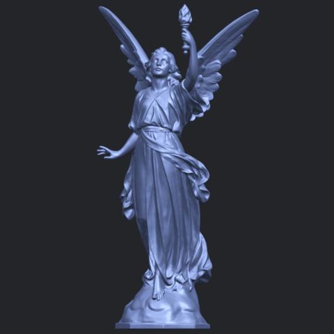 17_TDA0202_Statue_01_-88mmB02.png Télécharger fichier STL gratuit Statue 01 • Design à imprimer en 3D, GeorgesNikkei