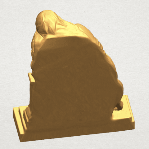 TDA0548 Sculpture of a girl 02 A08.png Download free STL file Sculpture of a girl 02 • 3D printable template, GeorgesNikkei
