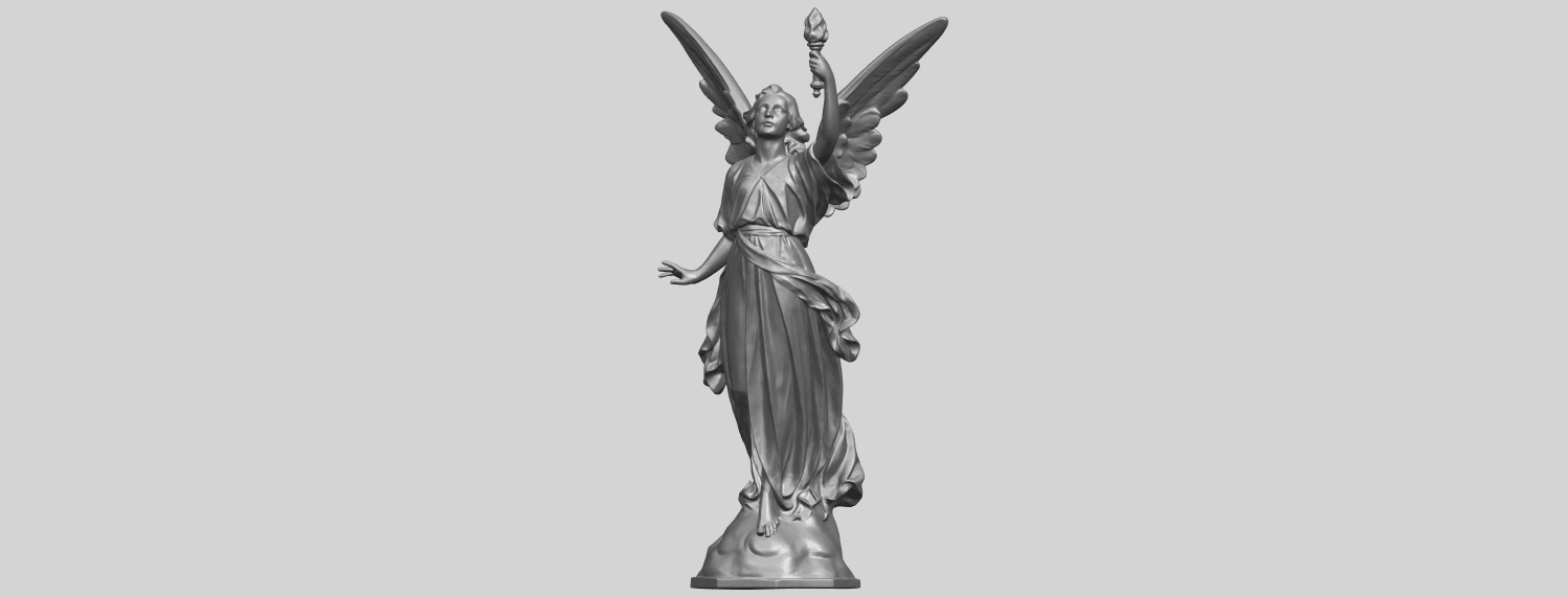 17_TDA0202_Statue_01_-88mmA02.png Download free STL file Statue 01 • Object to 3D print, GeorgesNikkei