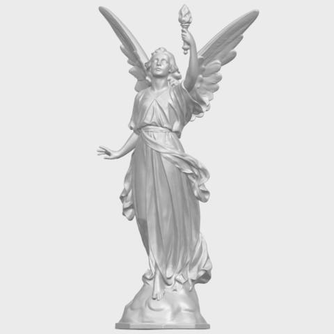 17_TDA0202_Statue_01_-88mmA02.png Télécharger fichier STL gratuit Statue 01 • Design à imprimer en 3D, GeorgesNikkei