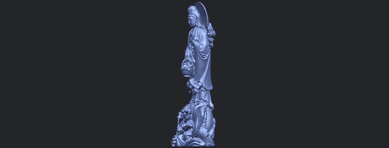 07_TDA0197_Avalokitesvara_Buddha_(with_fish)_(ii)_88mmB03.png Download free STL file Avalokitesvara Bodhisattva (with fish) 02 • 3D printer template, GeorgesNikkei