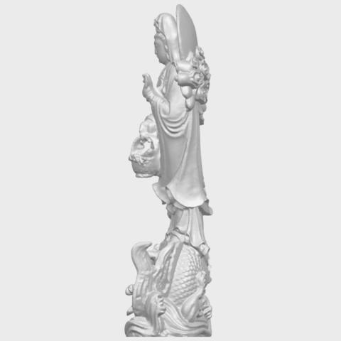 07_TDA0197_Avalokitesvara_Buddha_(with_fish)_(ii)_88mmA04.png Download free STL file Avalokitesvara Bodhisattva (with fish) 02 • 3D printer template, GeorgesNikkei