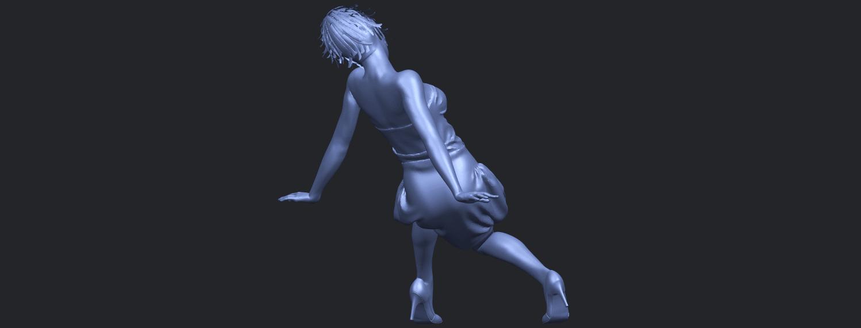 19_TDA0661_Naked_Girl_G09B07.png Télécharger fichier STL gratuit Fille nue G09 • Design pour impression 3D, GeorgesNikkei