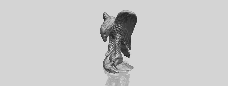 TDA0749_Eagle_06A00-1.png Télécharger fichier STL gratuit Aigle 06 • Plan pour impression 3D, GeorgesNikkei