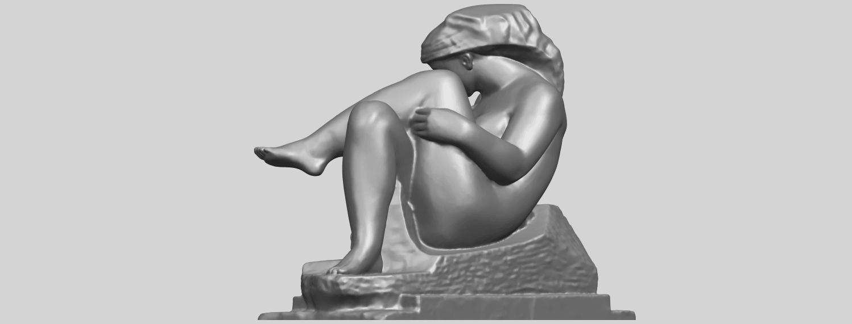 20_TDA0170_Naked_Girl_(xiii)_88mmA05.png Download free STL file Naked Girl 13 • 3D print design, GeorgesNikkei