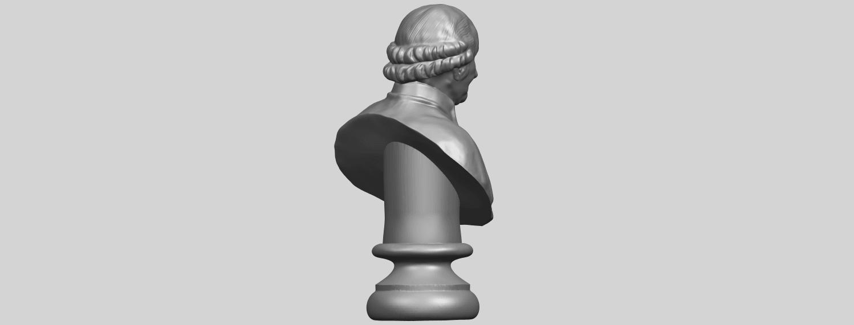 24_TDA0620_Sculpture_of_a_head_of_man_02A08.png Télécharger fichier STL gratuit Sculpture d'une tête d'homme 02 • Design à imprimer en 3D, GeorgesNikkei