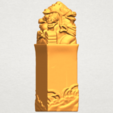 A03.png Download free STL file Dragon Stamp 02 • 3D printing model, GeorgesNikkei