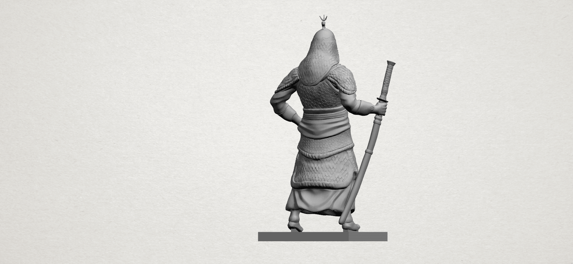 Age of Empire - warrior -A08.png Download free STL file Age of Empire - warrio • 3D print design, GeorgesNikkei