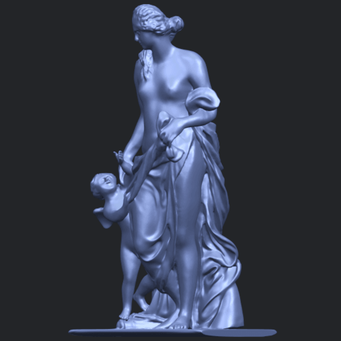08_Mother_and_Child_v_80mmB02.png Download free STL file Mother and Child  05 • 3D printable model, GeorgesNikkei