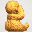 Download free 3D printer templates Monkey A03, GeorgesNikkei