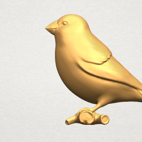TDA0604 Sparrow A01 ex980.png Download free STL file Sparrow • 3D print template, GeorgesNikkei