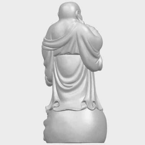 23_TDA0234_Metteyya_Buddha_08A07.png Download free STL file Metteyya Buddha 08 • 3D printing model, GeorgesNikkei