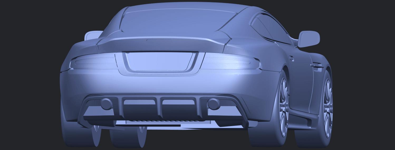 TDB008_1-50 ALLA04.png Download free STL file Aston Martin DBS • 3D printing object, GeorgesNikkei
