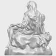 05_TDA0238_La_PietaA05.png Télécharger fichier STL gratuit La Pieta • Modèle pour impression 3D, GeorgesNikkei