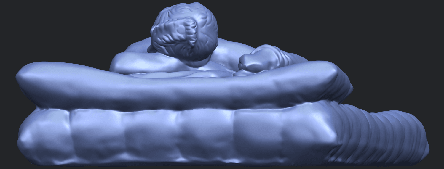 01_Naked_Body_Lying_on_Bed_ii_31mmB04.png Download free STL file Naked Girl - Lying on Bed 02 • Object to 3D print, GeorgesNikkei