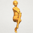 A04.png Download free STL file Naked Girl H04 • 3D printing object, GeorgesNikkei