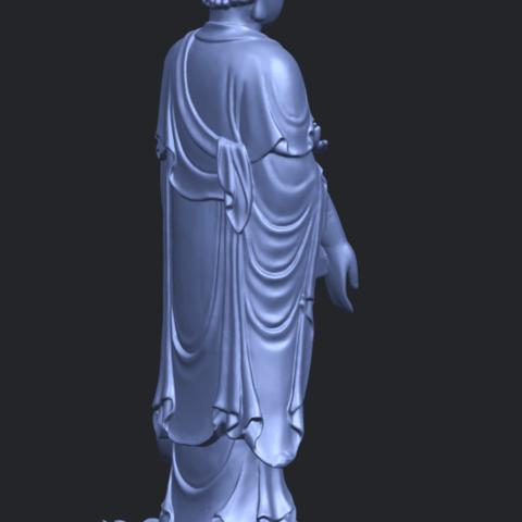 10_TDA0176_Gautama_Buddha_Standing_iiiA10.png Download free STL file Gautama Buddha Standing 03 • 3D printing design, GeorgesNikkei