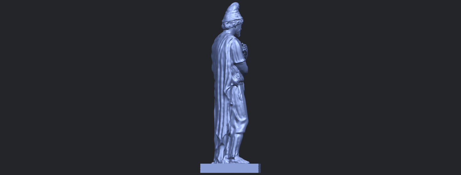 17_TDA0266_Tiridates_I_of_ArmeniaB09.png Download free STL file Tiridates I of Armenia • 3D print model, GeorgesNikkei