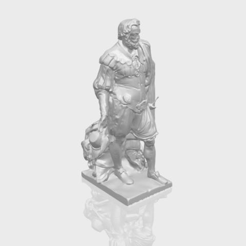 02_TDA0264_Peter_Paul_RubensA00-1.png Télécharger fichier STL gratuit Peter Paul Rubens • Modèle pour imprimante 3D, GeorgesNikkei