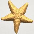 TDA0608 Starfish 02 A01 ex980..png Télécharger fichier STL gratuit Étoile de mer 02 • Plan pour impression 3D, GeorgesNikkei
