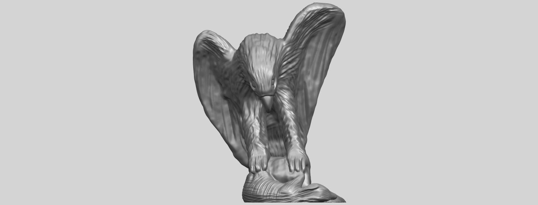 TDA0749_Eagle_06A09.png Télécharger fichier STL gratuit Aigle 06 • Plan pour impression 3D, GeorgesNikkei