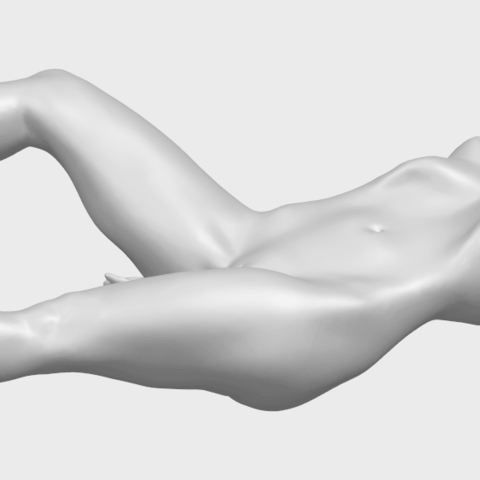 01_TDA0278_Naked_Girl_A05A03.png Download free STL file Naked Girl A05 • 3D printer template, GeorgesNikkei