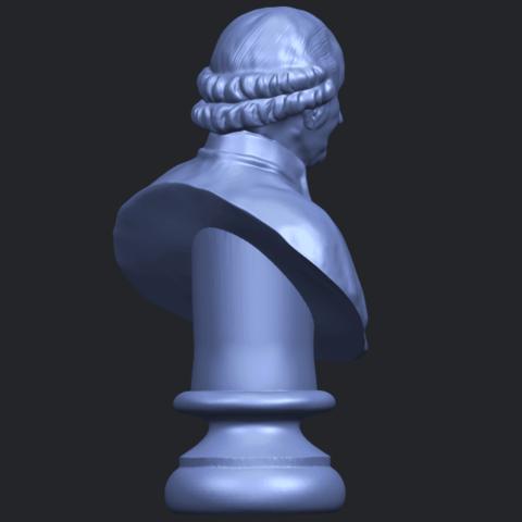 24_TDA0620_Sculpture_of_a_head_of_man_02B08.png Télécharger fichier STL gratuit Sculpture d'une tête d'homme 02 • Design à imprimer en 3D, GeorgesNikkei