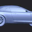 TDB007_1-50 ALLA06.png Download free STL file Aston Martin DB9 Cabriolet • 3D print model, GeorgesNikkei