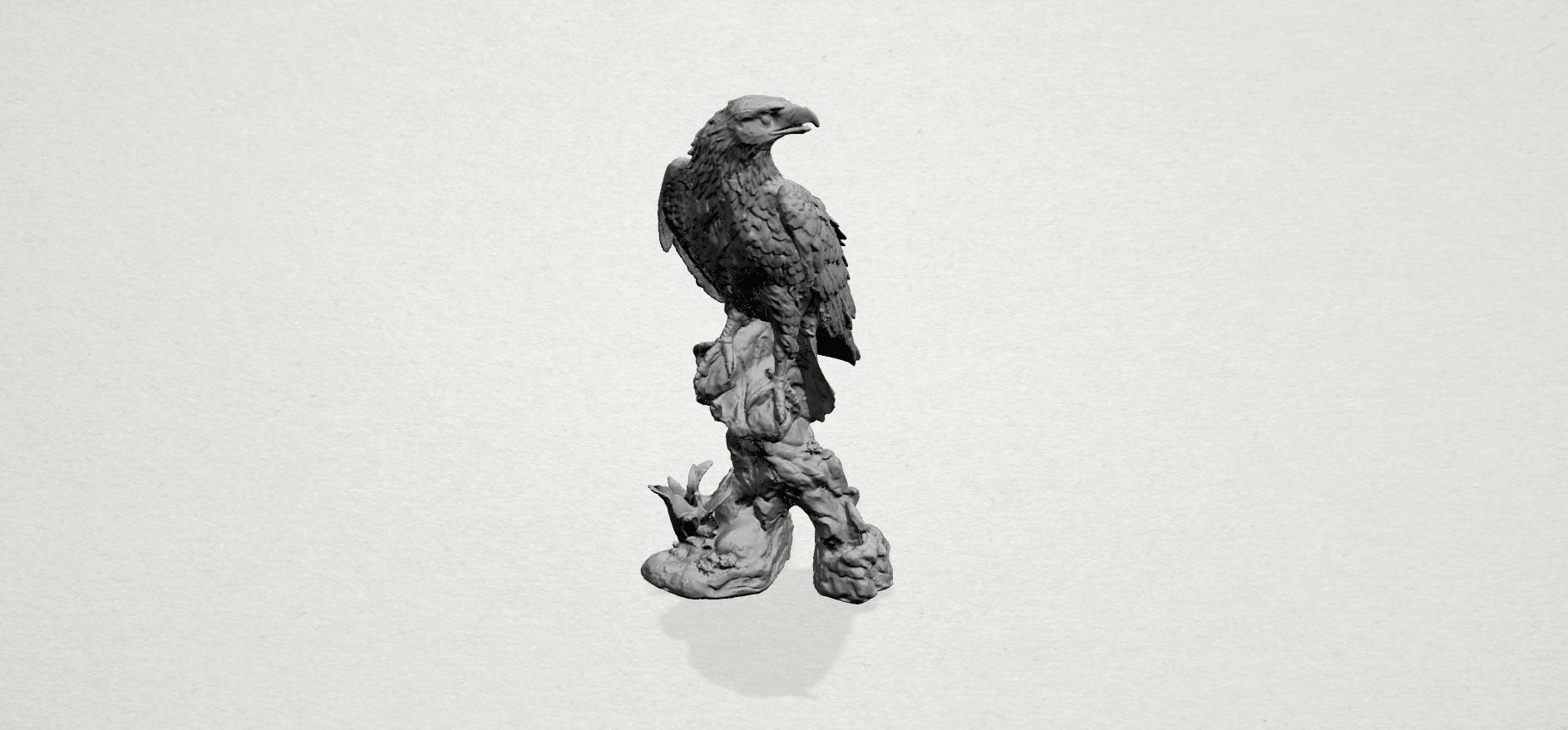 eagle - A03.png Download free STL file Eagle 01 • 3D printing design, GeorgesNikkei