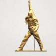 Télécharger fichier imprimante 3D gratuit Statue de Freddie Mercury, GeorgesNikkei