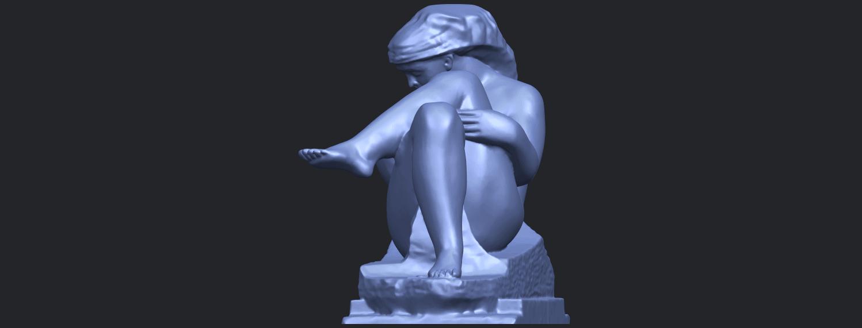 20_TDA0170_Naked_Girl_(xiii)_88mmB04.png Download free STL file Naked Girl 13 • 3D print design, GeorgesNikkei