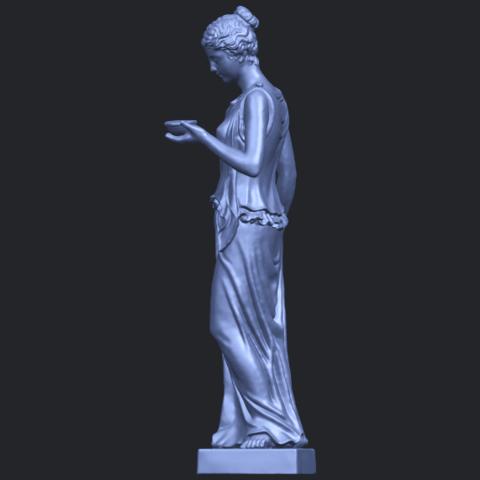 11_TDA0251_Beautiful_Girl_03_STLB04.png Download free STL file Beautiful Girl 03 • 3D print template, GeorgesNikkei