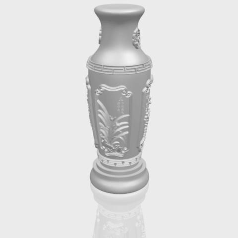 Download free 3D printer templates Vase 02, GeorgesNikkei