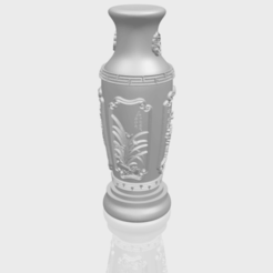 Download free 3D printer templates Vase 02, GeorgesNikkei