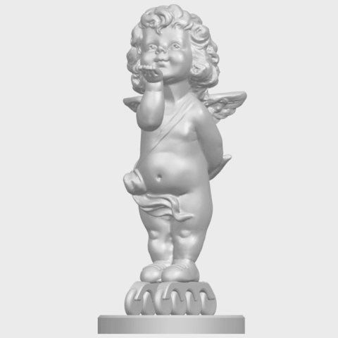 03_TDA0480_Angel_Baby_03A02.png Download free STL file Angel Baby 03 • 3D printing template, GeorgesNikkei