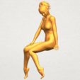 A03.png Download free STL file Naked Girl E01 • 3D printer template, GeorgesNikkei