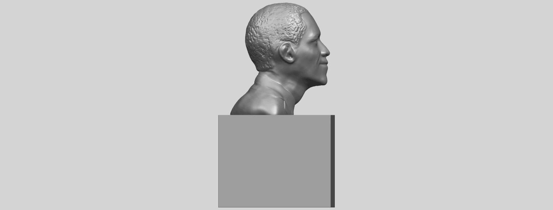 02_TDA0294_ObamaA09.png Download free STL file Obama • 3D print model, GeorgesNikkei