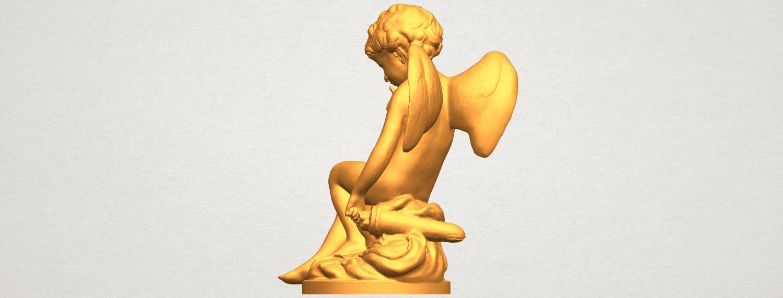 A05.png Télécharger fichier STL gratuit Cupidon 01 • Modèle à imprimer en 3D, GeorgesNikkei