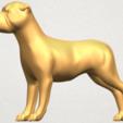 TDA0524 Bull Dog 05 A03.png Download free STL file Bull Dog 05 • 3D printer design, GeorgesNikkei