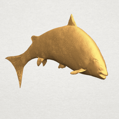 TDA0598 Fish 04 A07.png Download free STL file  Fish 04 • 3D printable object, GeorgesNikkei